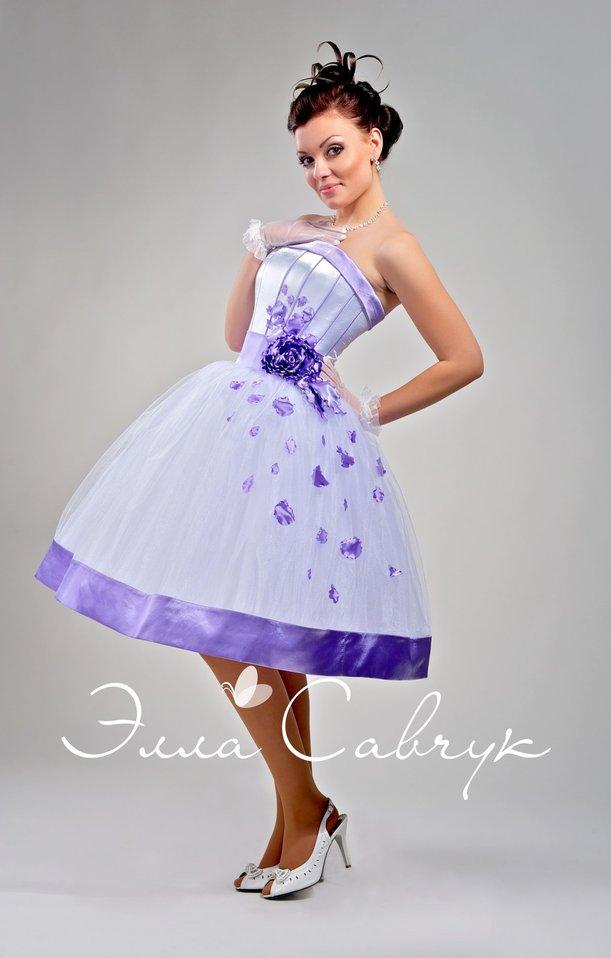01fdc2c7837 Короткие (коктейльные) вечерние платья  Вечернее платье Аврора