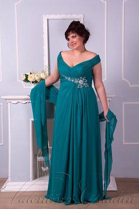 Вечерние платья женщин больших размеров купить