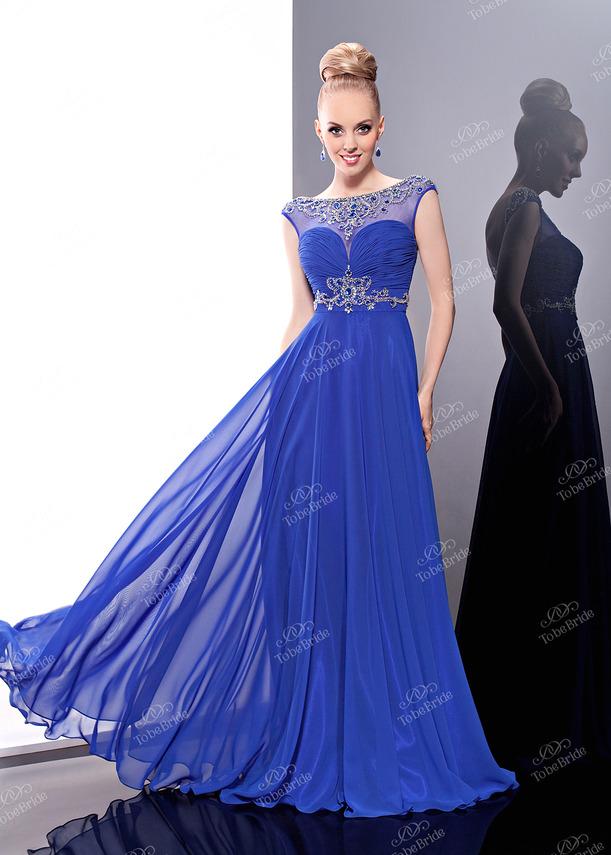 Вечернее длинное платье на свадьбу фото