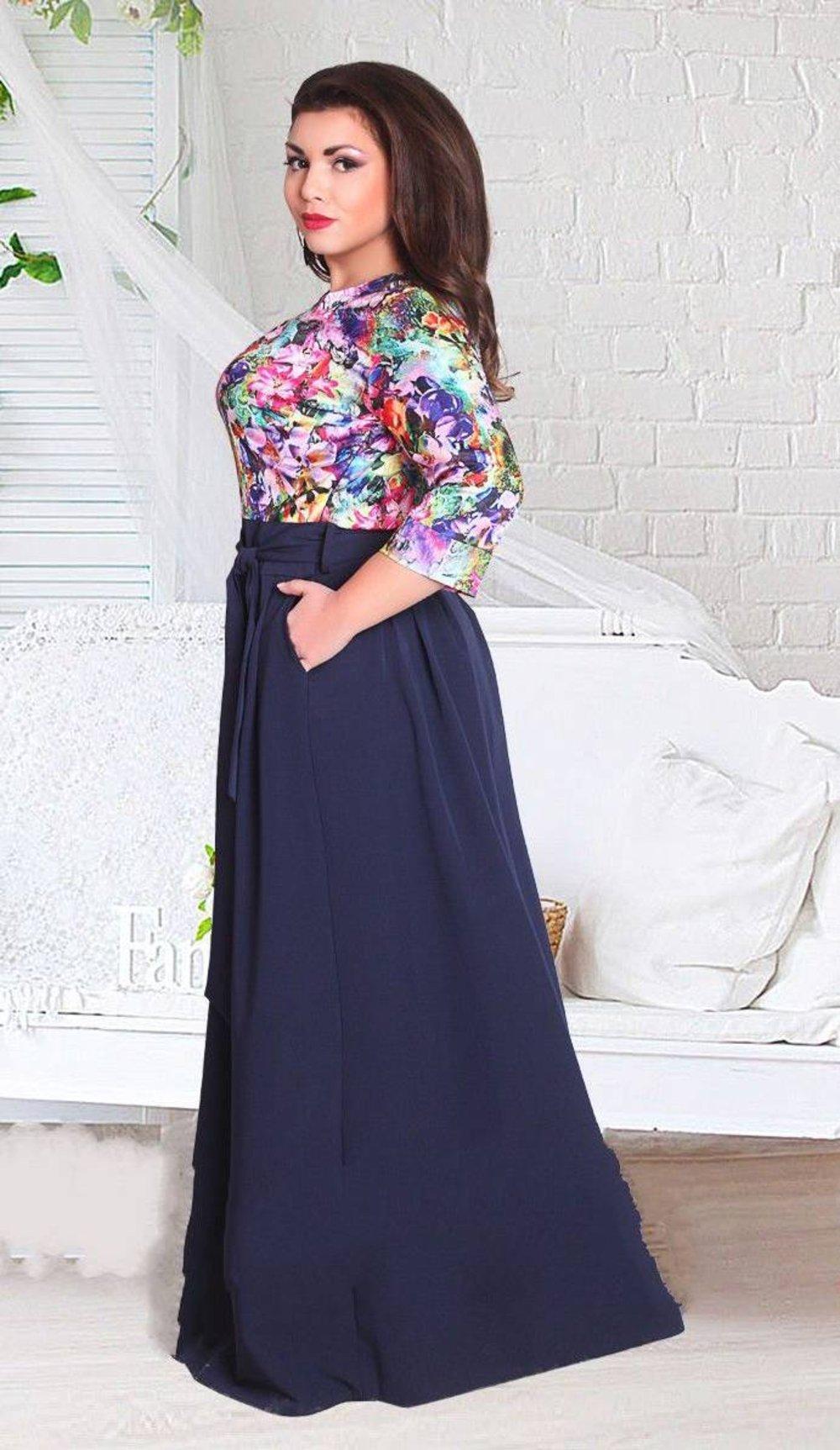 Маркиза одежда больших размеров доставка
