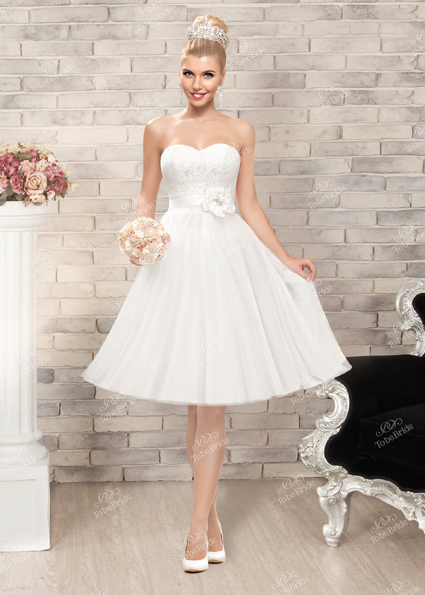 Свадебные Платья Короткие Купить В Москве Недорого