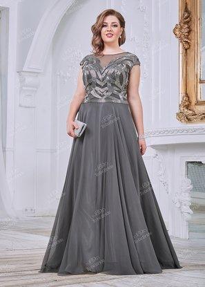 Коктейльные платья для полных купить в интернет магазине